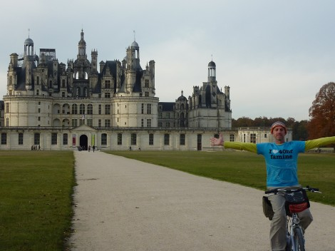 chambord and me