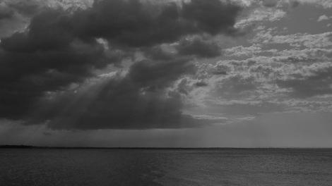 Lake Garda storm