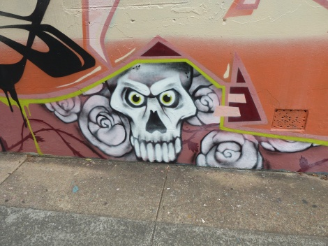Petersham-street art
