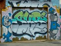 Comic garage, Enmore