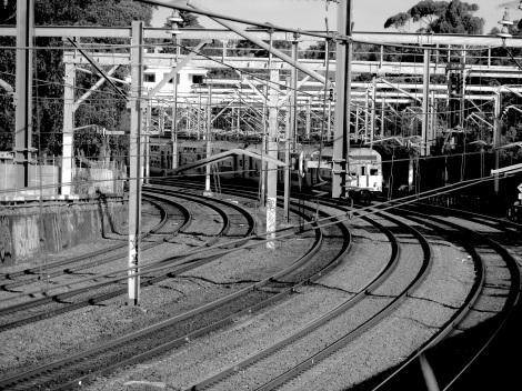 Stanmore-rail
