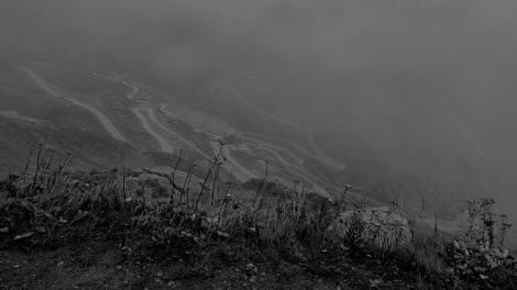 Swiss pass, Gletsch