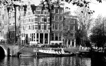 Brouwersgracht intersection, Amsterdam
