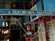 Vintage shop window, Amsterdam