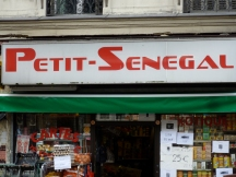 Petit Senegal, Paris