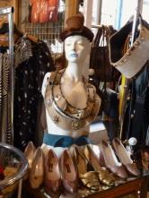 Vintage fashion - Abbesses