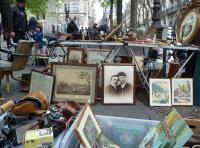 Art -Rue Caulaincourt