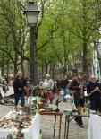 Saturday morning Rue Caulaincourt