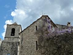 Vaison old town