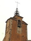 Roussillon-clock and bell