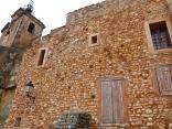 Roussillon- ochre walls
