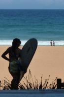 Surfgirl, Bilgola Beach
