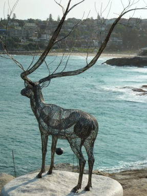 Sculpture by the Sea, Bronte Beach, Australia