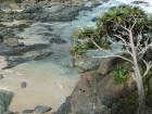 Tiny Cove near Shelley beach, Port Macquarie, Australia
