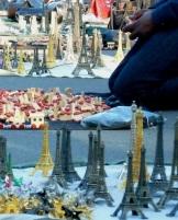 Eiffel salesman, Paris
