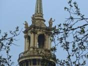 Church tower, Paris
