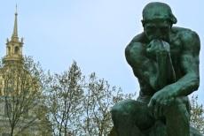 Thinker, Rodin's Garden, Paris