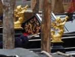 Gondola decoration, Venice