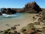 Flynn's Beach private cove, Australia