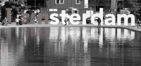 I am, Amsterdam