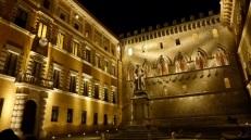 Siena Courtyard, Italy