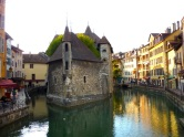 Old town, Annecy, France