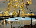 Old Annecy bridge