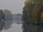 Chenonceaux, Cher river, France