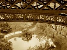 Sepia Eiffel, Paris