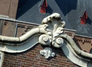 Gable, Amsterdam