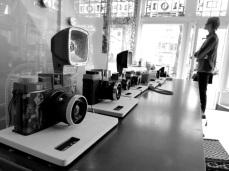 Lomography shop, Amsterdam