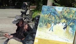 Vincent's view, Arles