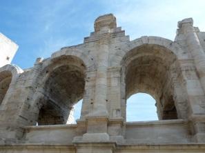 Arenes, Arles