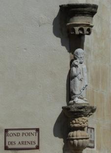 Arenes wall, Arles