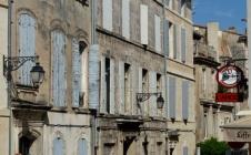 Street detail, Arles