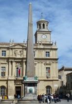 Place de la Republique, Arles