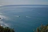 Clifftop view-Cinque Terre, Italy