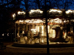 Jardin de Tuileries, Paris
