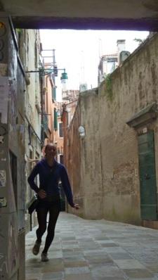 Dead end, Venice