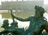 Reclining-Versailles, France