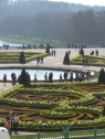 Formal garden-Versailles, France