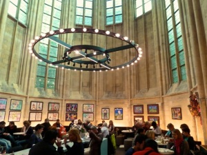 Selexyz bookstore cafe -Maastricht, The Netherlands