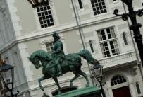 green horseman