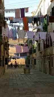 Venice washing