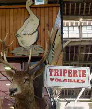 Paris - triperie