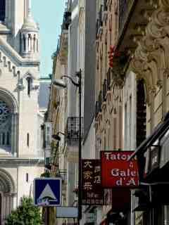Paris - Belleville