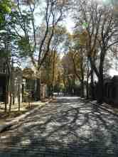Paris- Pere La Chaise cemetery