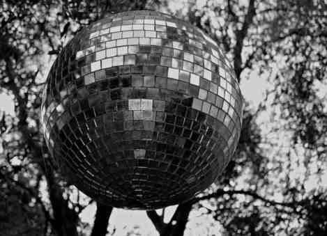 Backyard mirrorball 7