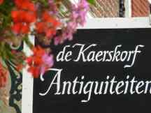 Delft, antiques