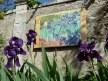purple Van Gogh, St Remy, Provence